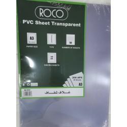 Roco Plastic Sheets  A3